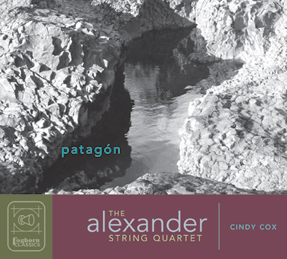 Cover image for Patagón — works by Cindy Cox
